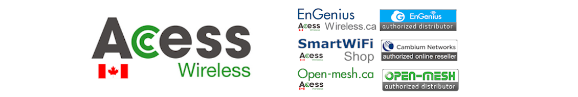 Access Wireless Logo